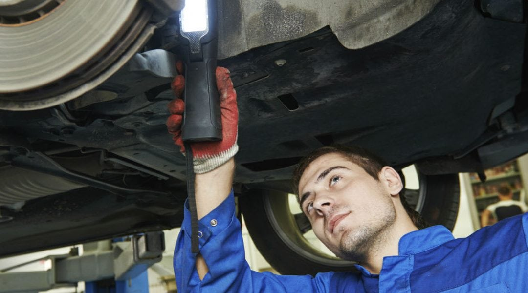 4 Reasons to Work with a Trusted Campbelltown Auto Shop